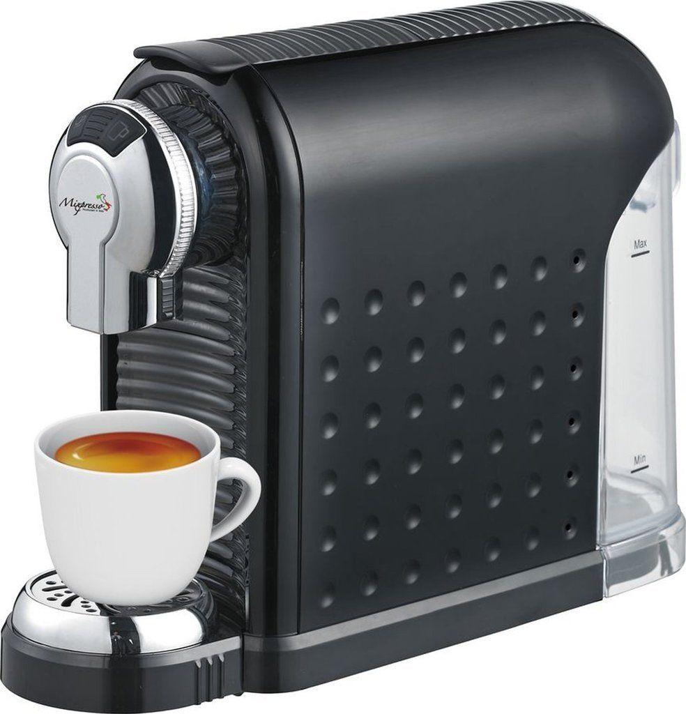 Espresso machine for nespresso compatible capsules by
