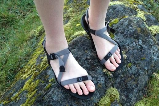 trail running shoes, Sport sandals