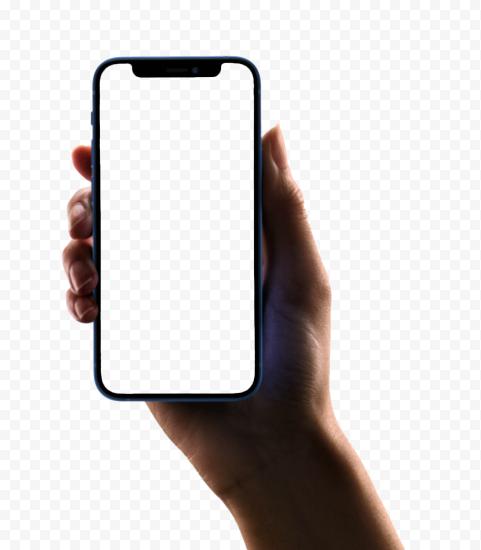 Hd Apple Iphone 12 Mini On Hand Mockup Png Iphone Apple Iphone Iphone Mockup