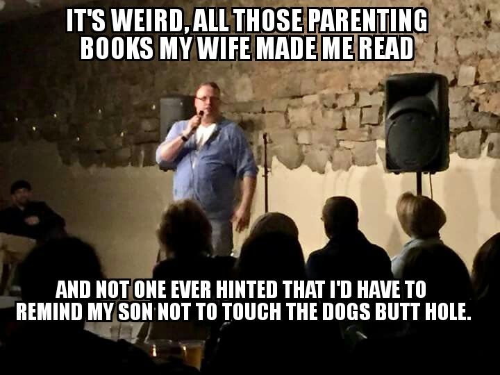 Fun Wife Meme : Comedian comedy funny standup jokes fun comic