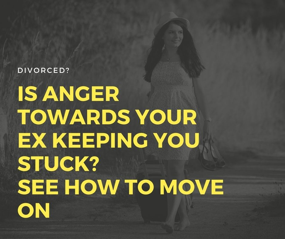 Ex filesis anger keeping you stuck how to release anger