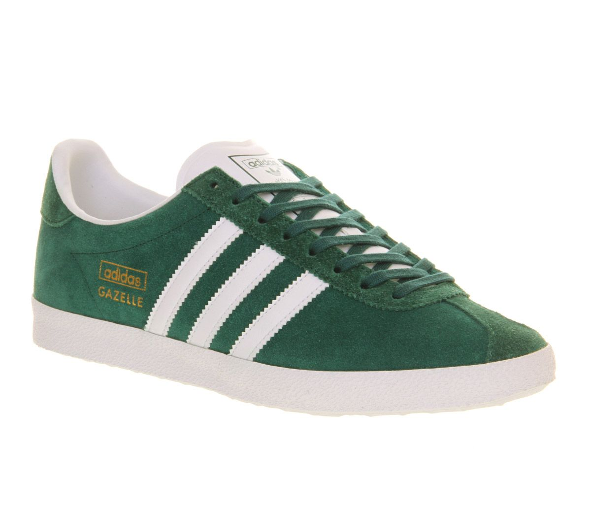Buy Forest Green Adidas Gazelle Og from OFFICE.co.uk.