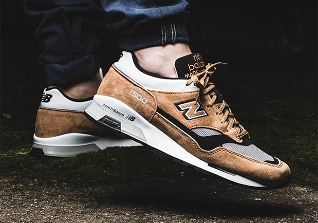 promo code e80b7 1579f New Balance 1500 Camel is a clean colorway that you ...
