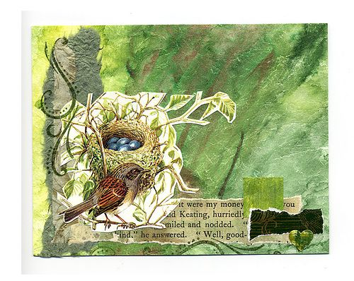 Tabitha's card | Flickr - Photo Sharing!