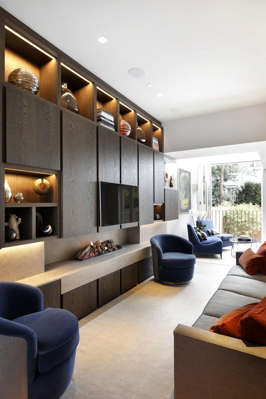 Living Room Interior Designs Tv Unit: INTERIOR-iD Project 160104