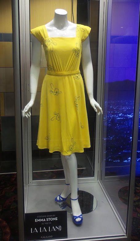 Three Fittings Oscar Nominated La La Land Blog The Film Experience Yellow Dress Nice Dresses Dresses