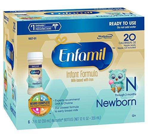 Product Overview Enfamil Newborn Infant Formula Is Tailored To Meet The Nutritional Needs Of Babies T Enfamil Newborn Formula Newborn Formula Enfamil Newborn