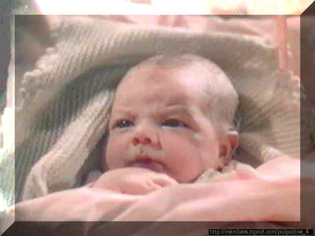 """""""Gone With the Wind"""": Baby Bonnie"""