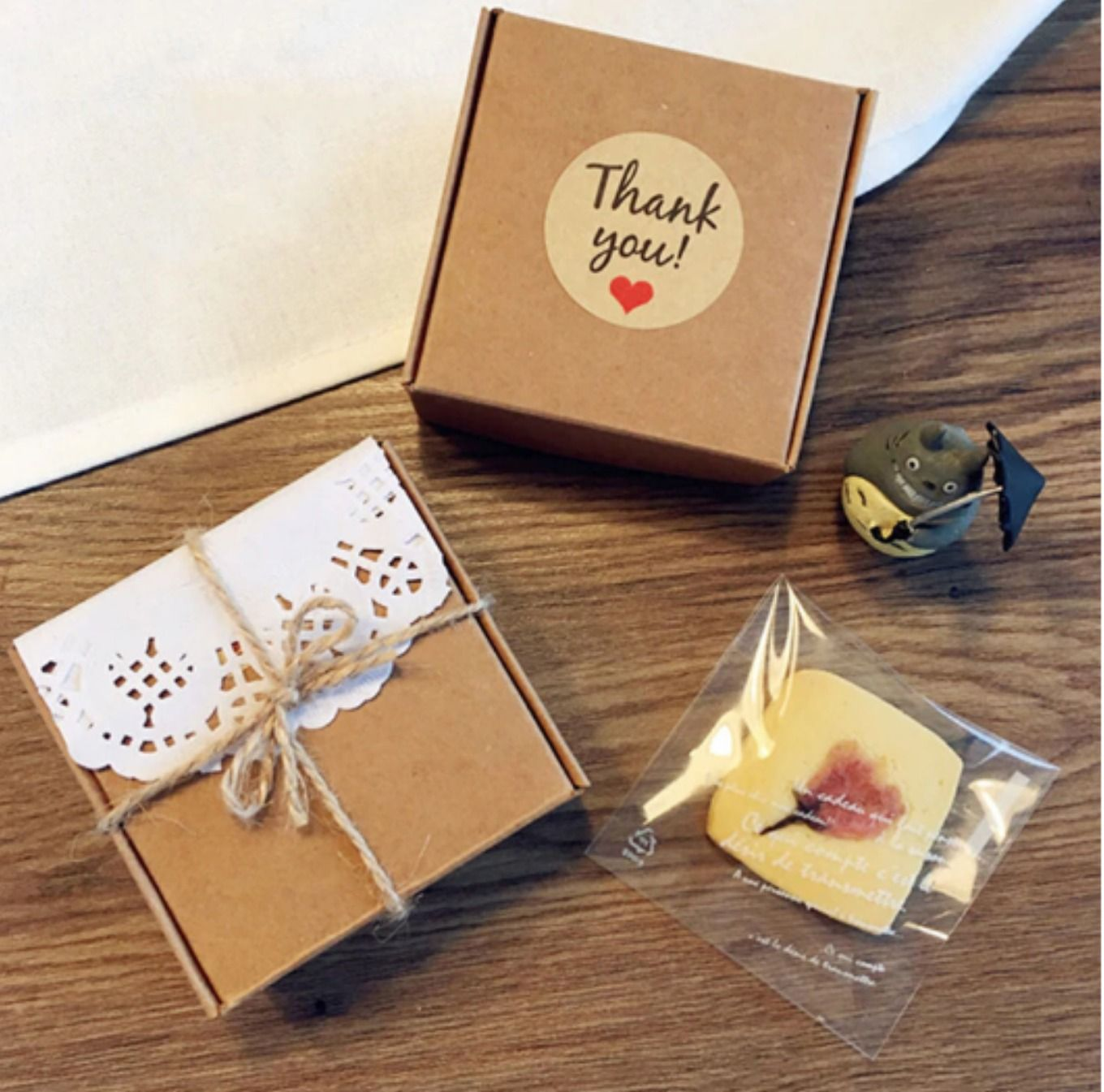 Thank You For Wedding Gift: 60Pcs/lot Thank You Gift Tag For DIY Wedding &Party Favors