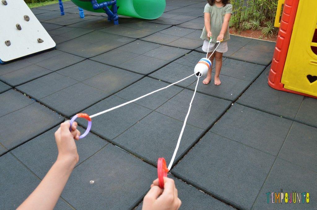 Amado 10 ideias de brinquedos caseiros para fazer com as crianças  SB29