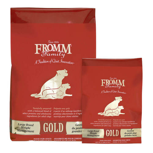 Fromm Gold Large Breed Weight Management Weight