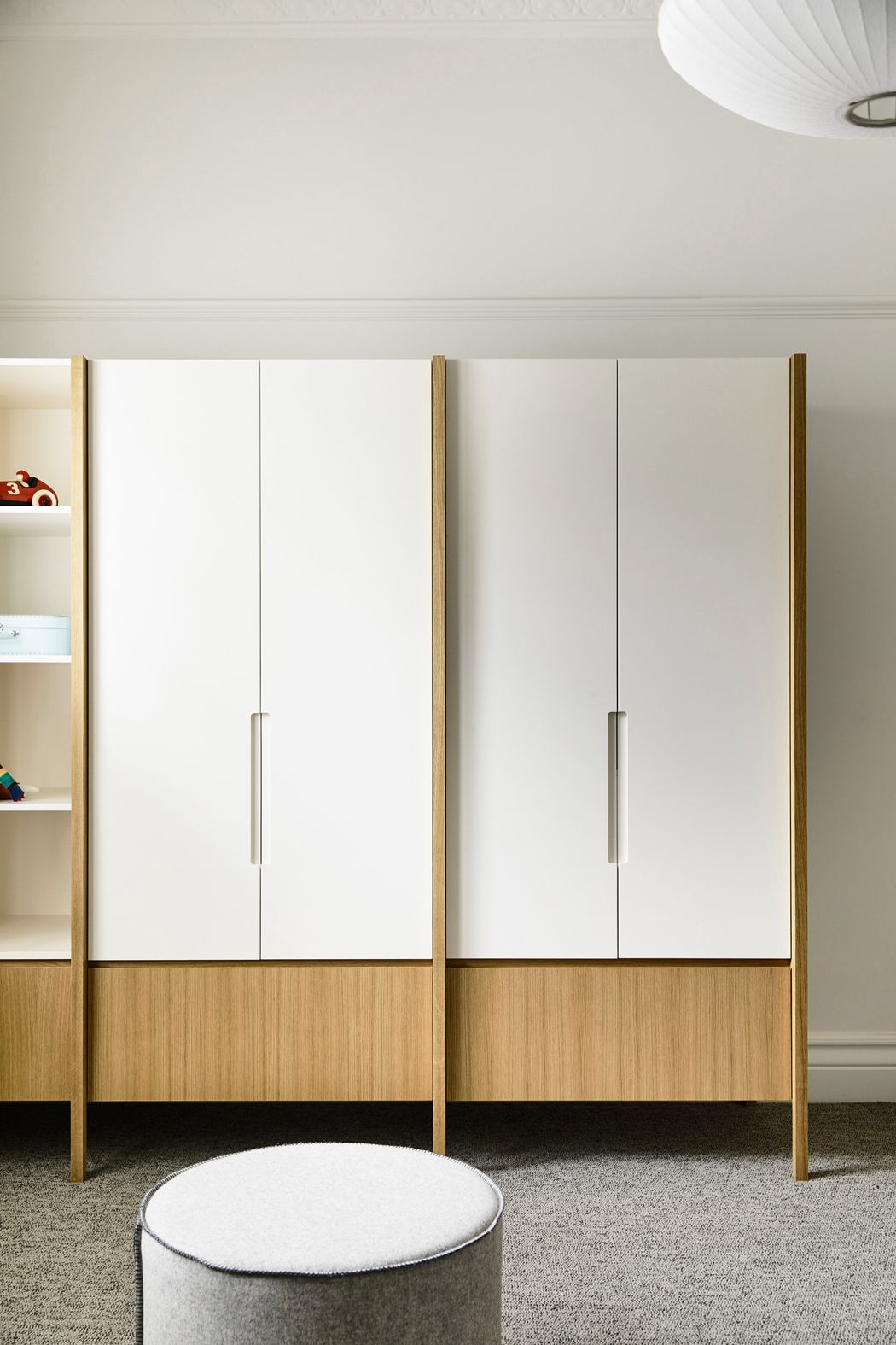 Rob kennon architects prahran house cabinet in pinterest