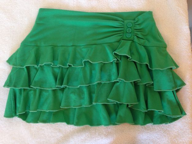 db3dab10ec This silly Abercrombie skirt.