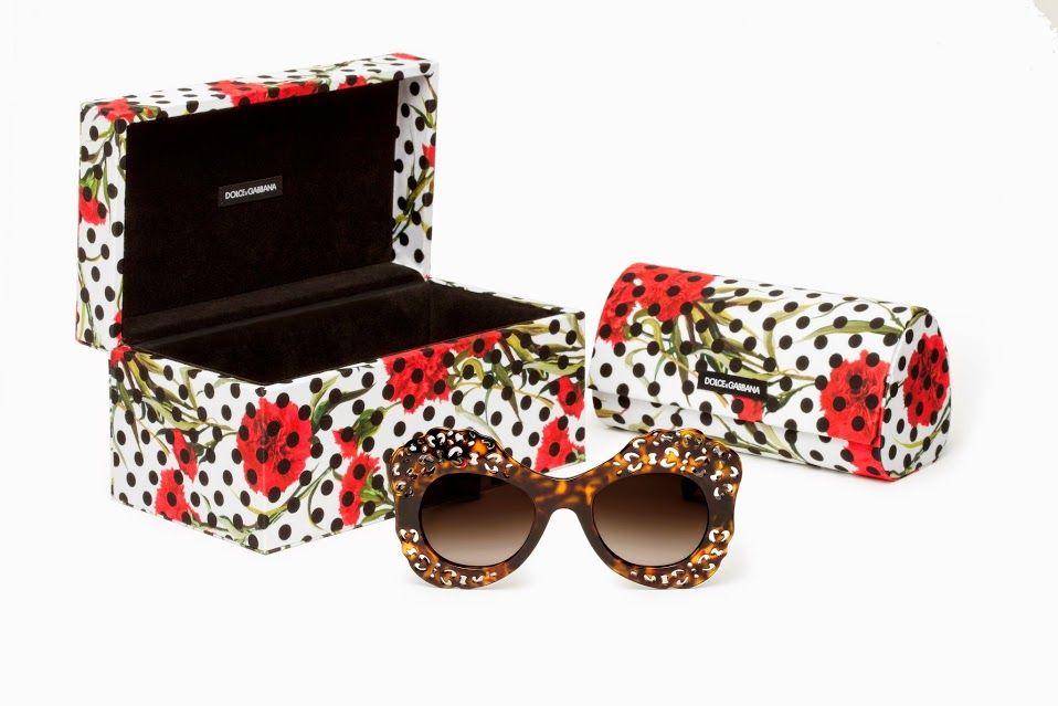 Colección de Gafas de Sol 2015 Dolce & Gabbana -Spain in Sicily ...