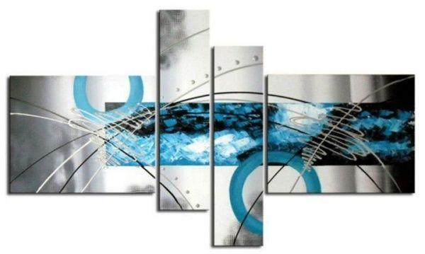 resultado de imagen para cuadros modernos para sala