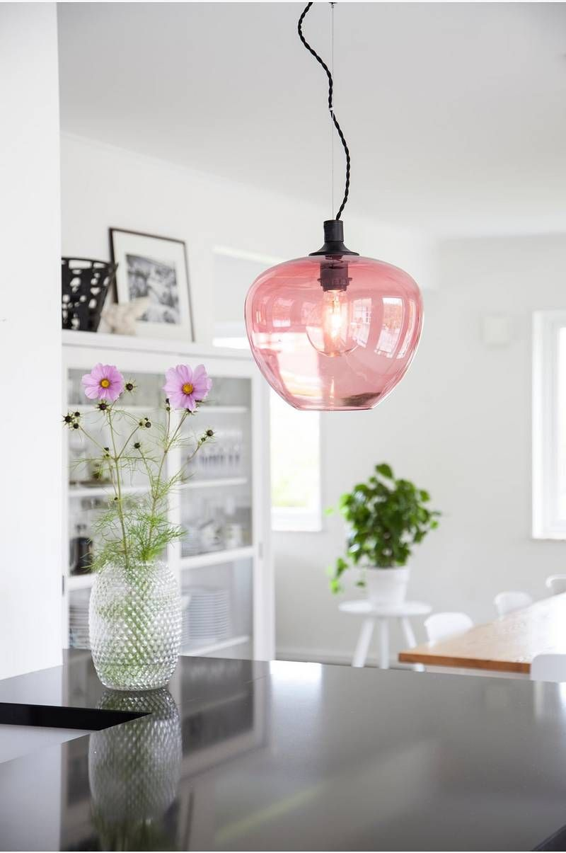 by rydéns taklampa bellissimo - rosa - hem & inredning - ellos.se