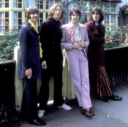 The Beatles   Mad Day Out photo shoot   July 28, 1968   © Don McCullin.