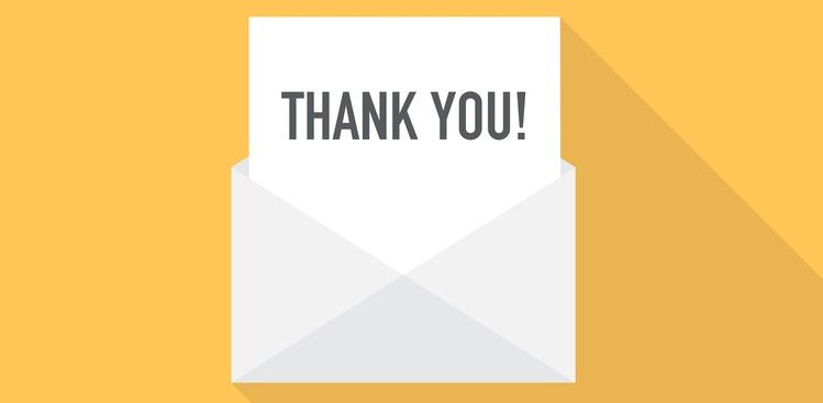 Career Guidance - 6 Thank You Note Mistakes That Could Very Easily