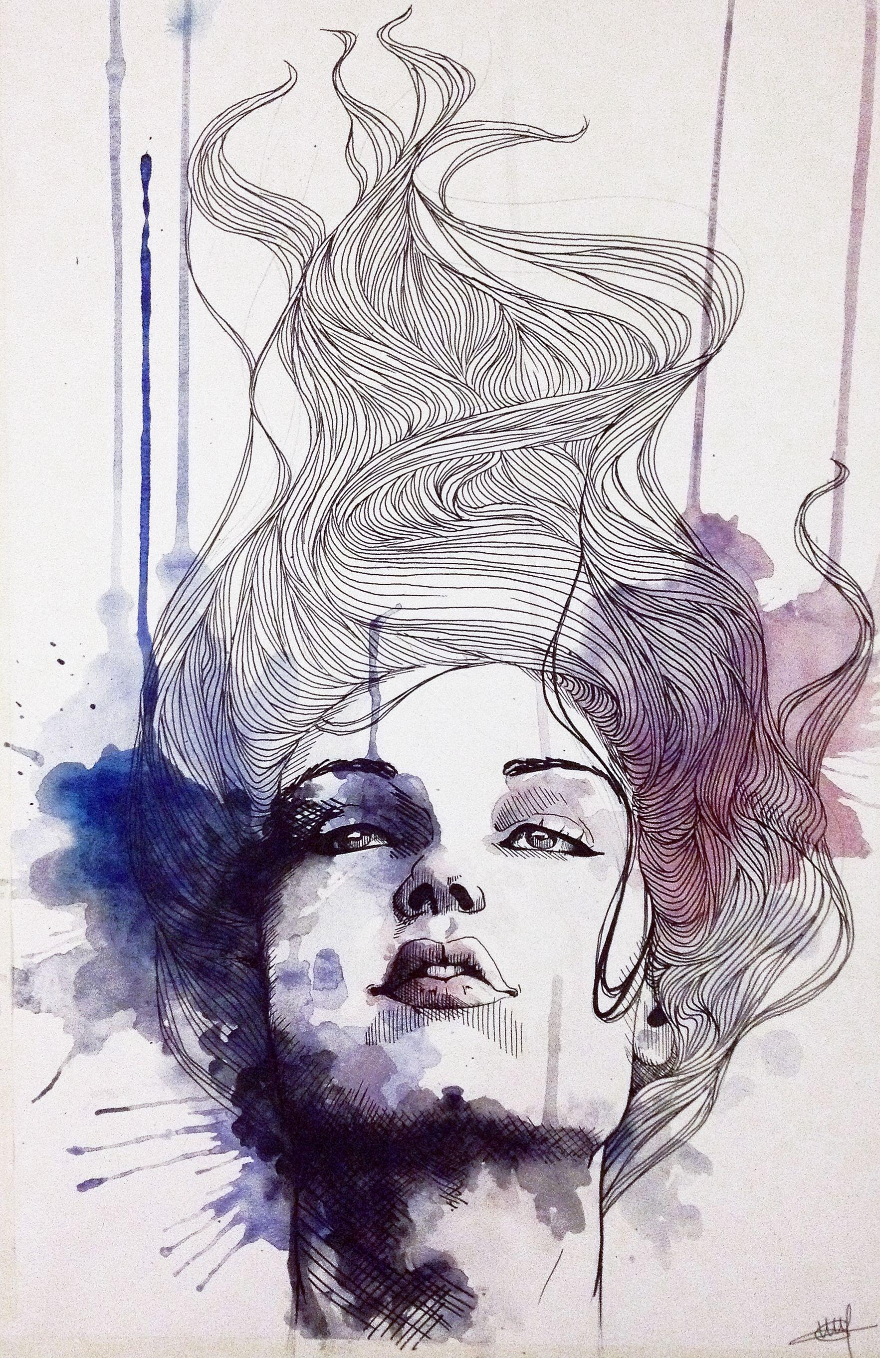Upside Down Art Upside Down Watercolor And Paintings