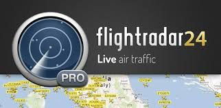 Flight Radar 24 Trafico Aereo Traffic Vuelos