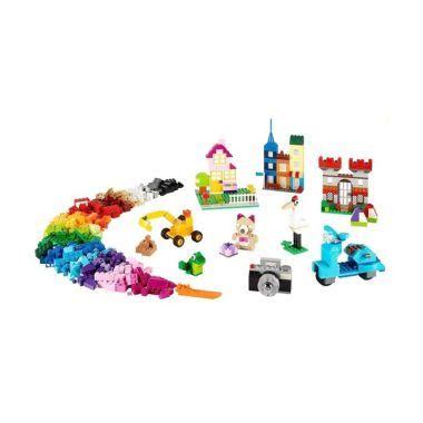 Mall Game Anak Murah Lengkap: Lego 10698 Classic Large Creative Brick Box Mainan...