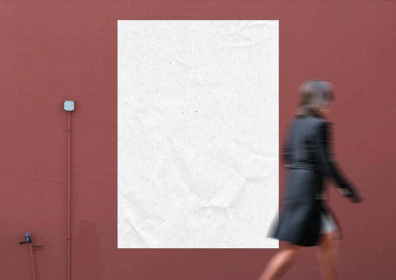 Wall Poster Mock Up Free Mockup Poster Mockup Poster Mockup Free Poster Mockup Psd