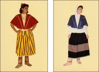 trajes regionais antigos - Ilha da Madeira  97f7820ea38