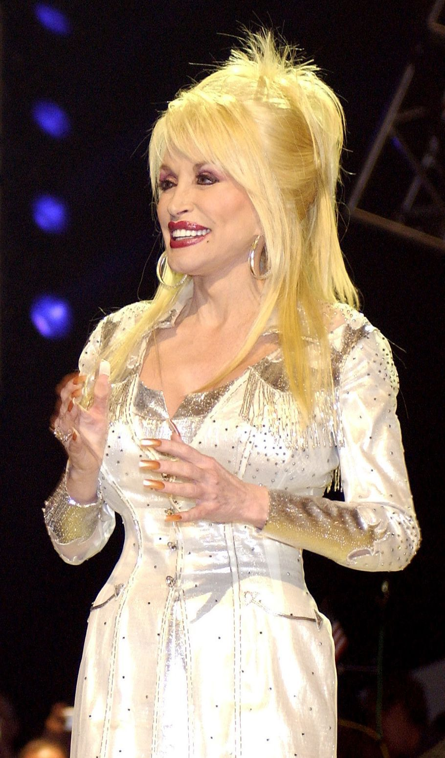 We saw Dolly in concert at Dollywood  Wonderful! | Places I
