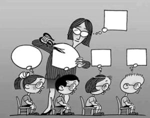 Educación tradicional pensamiento