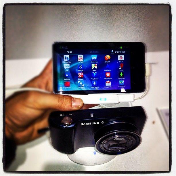 Android+camera= Samsung Galaxy camera / Samsungi Galaxy