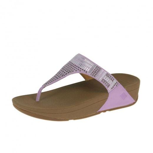 a0954379da1f9c FitFlop™ Aztek Chada™ Sandals Dusty Lilac