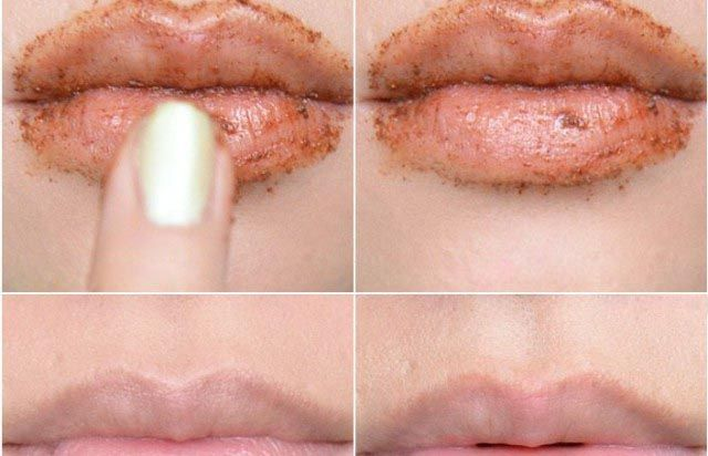 How to make your lips look bigger diy