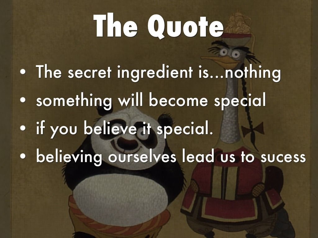 Panda Quotes Quotes From Kung Fu Panda  Google Search  Pêlemêle  Pinterest