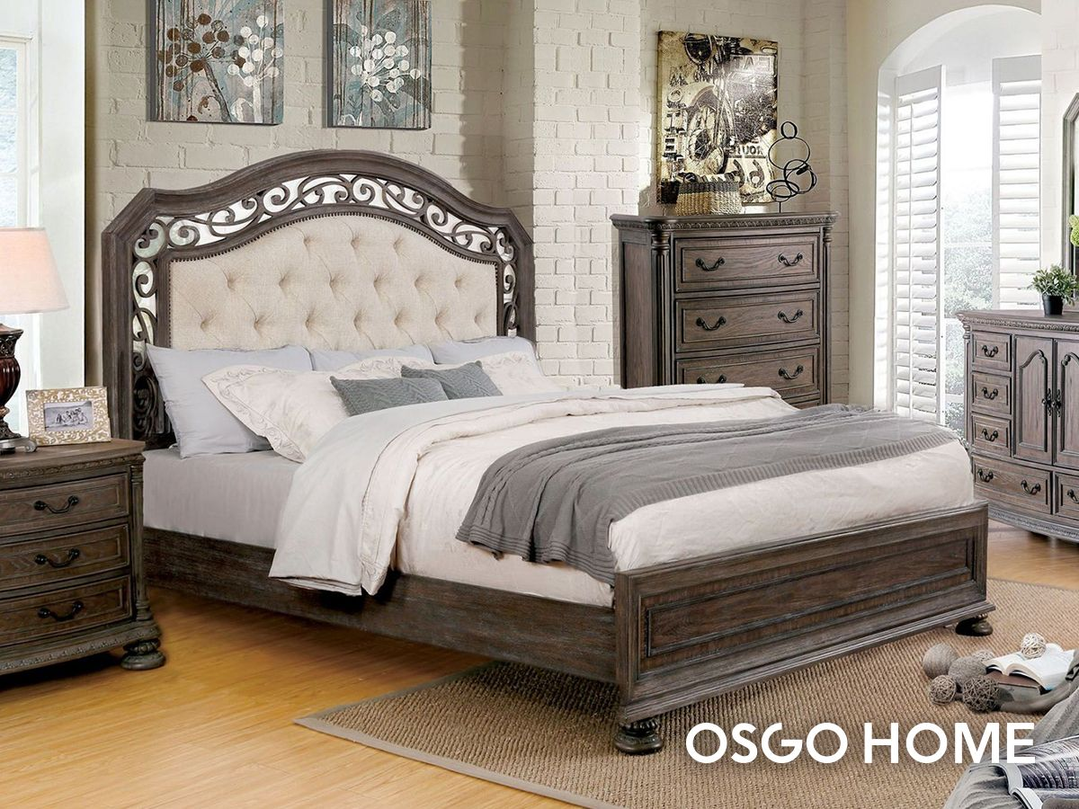 🛏️Rest well in this beautiful #bedroom set and ...