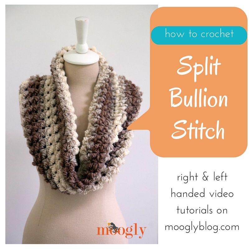 Split Bullion Stitch