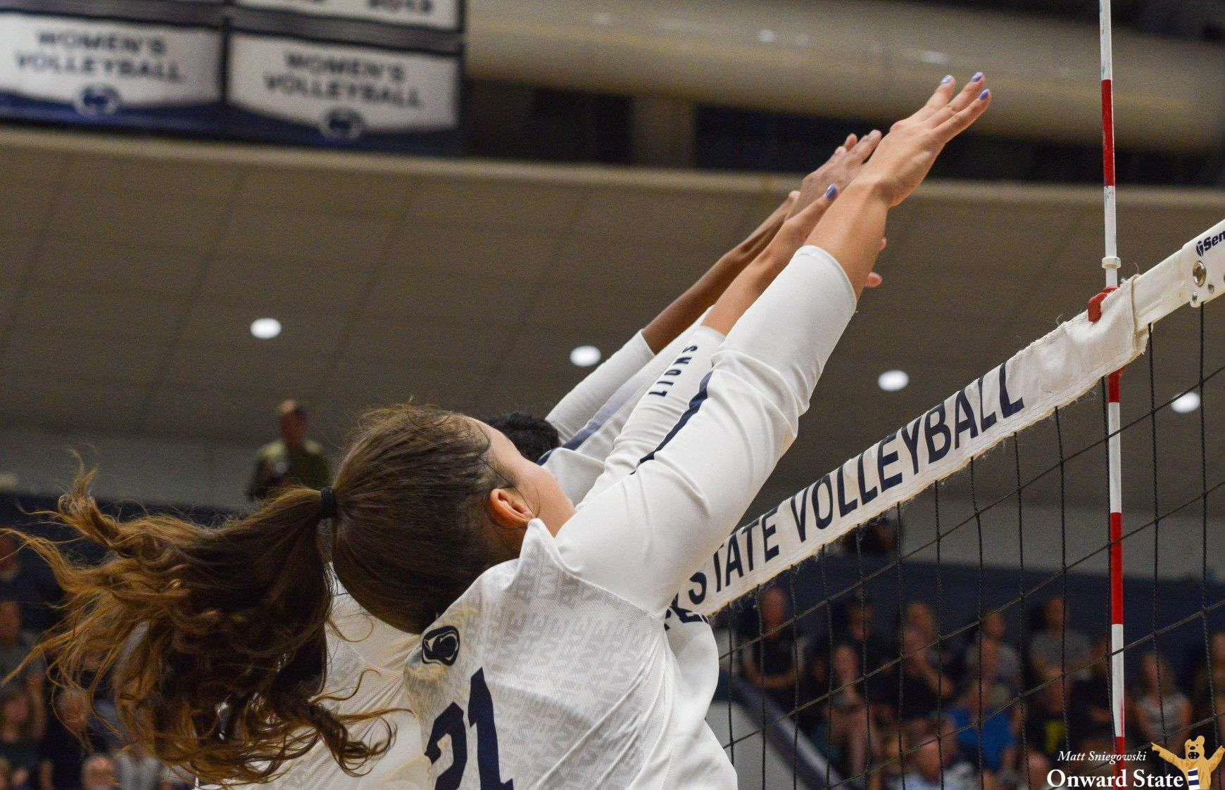 Penn State Women S Volleyball Loses To Ohio State Onward State Women Volleyball Penn State Athletics Penn State Volleyball