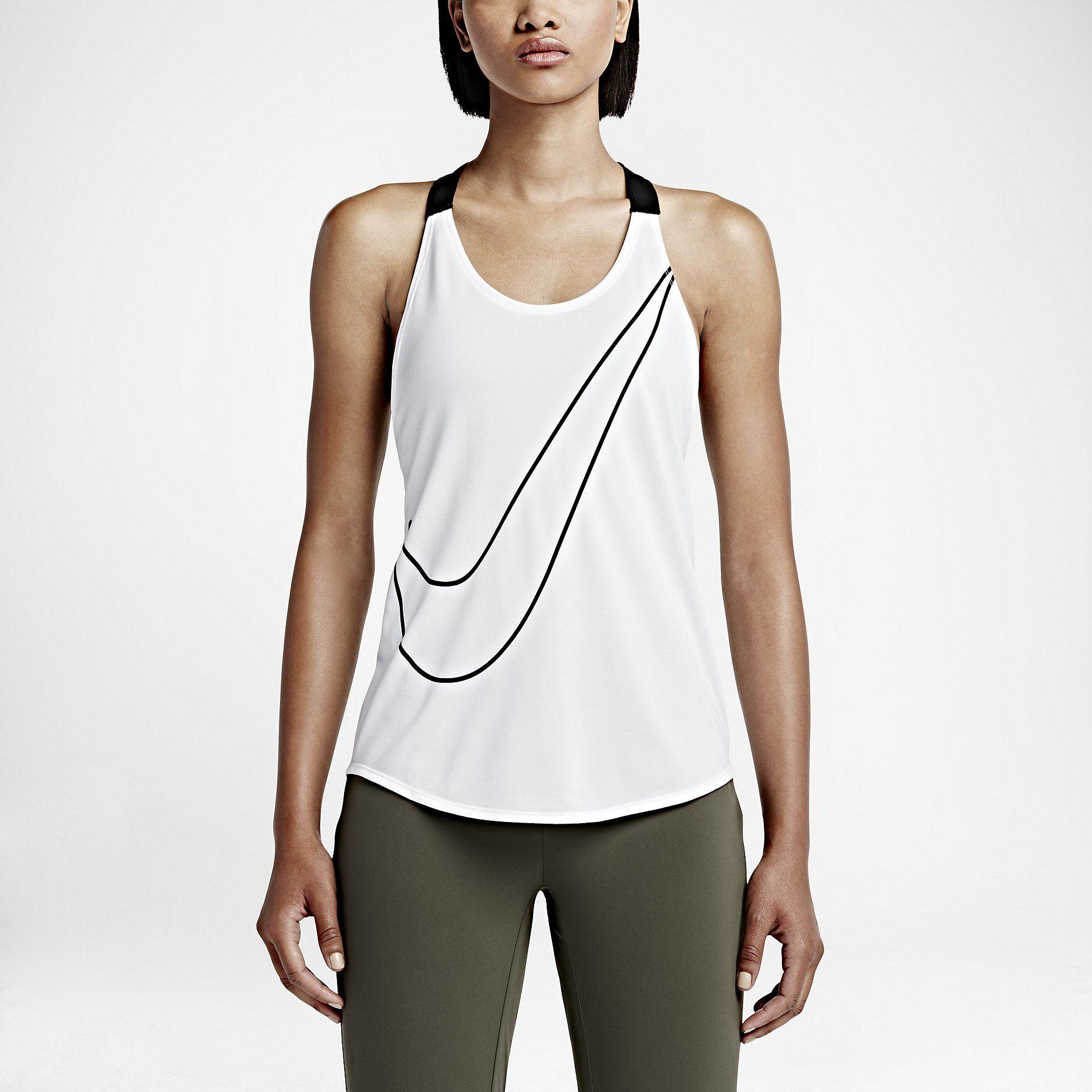 Nike Elastika Graphic Women's Training Tank Top. Nike Store