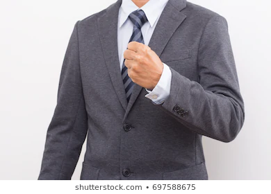 Stock Photo And Image Portfolio By Business Stock Shutterstock Gray Suit Suits Business Man