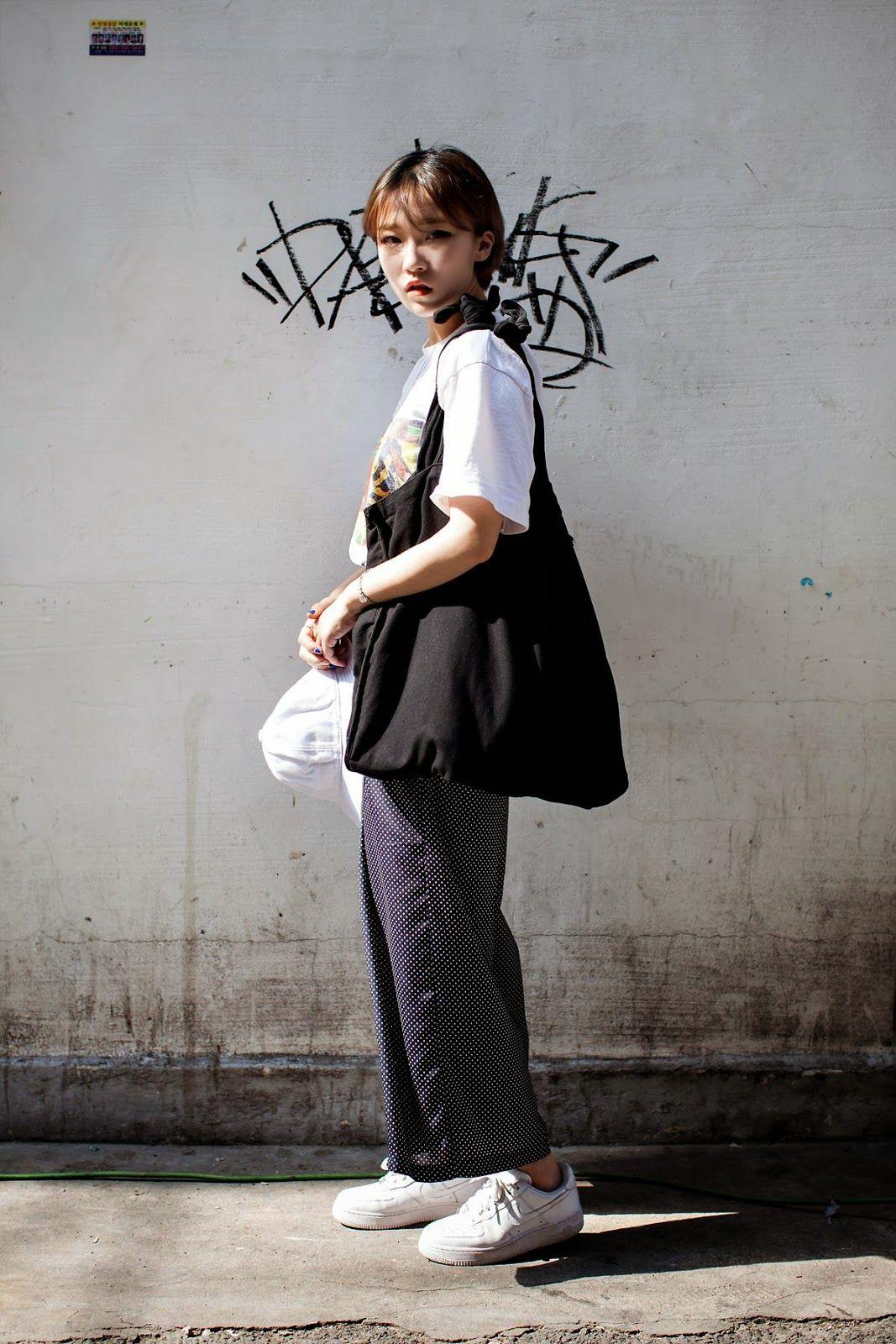 On the street... Yeji Kang Busan | echeveau