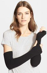 autumn cashmere Ribbed Arm Warmers
