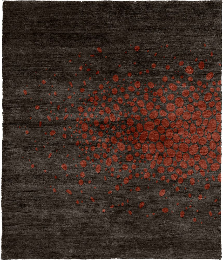 Matrix C Hand Knotted Tibetan Rug By Christopher Fareed Glr Fareedtibetan1433 Tibetan Rugs Rugs Modern Area Rugs