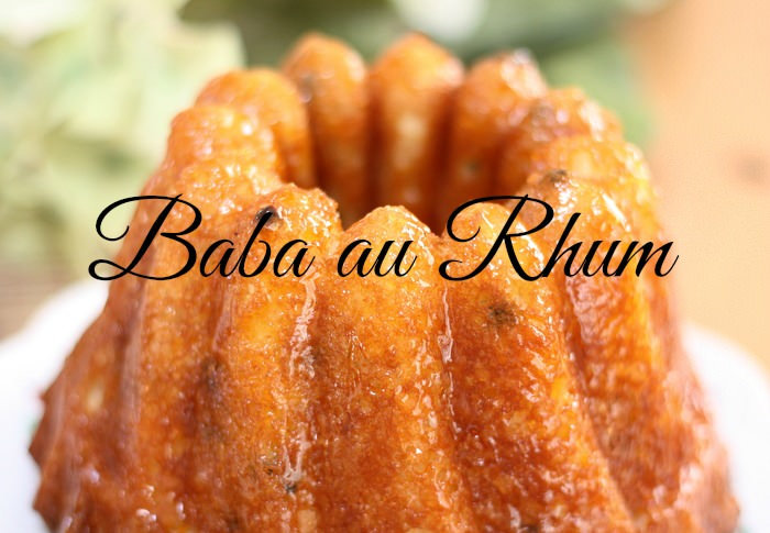 Baba au Rhum | Wives with Knives