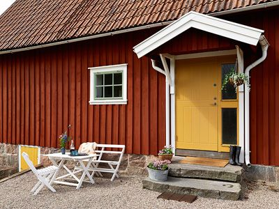 Swedish Summer Cotagge #cottage #summer #swedish #decoration #decor #interior #decor