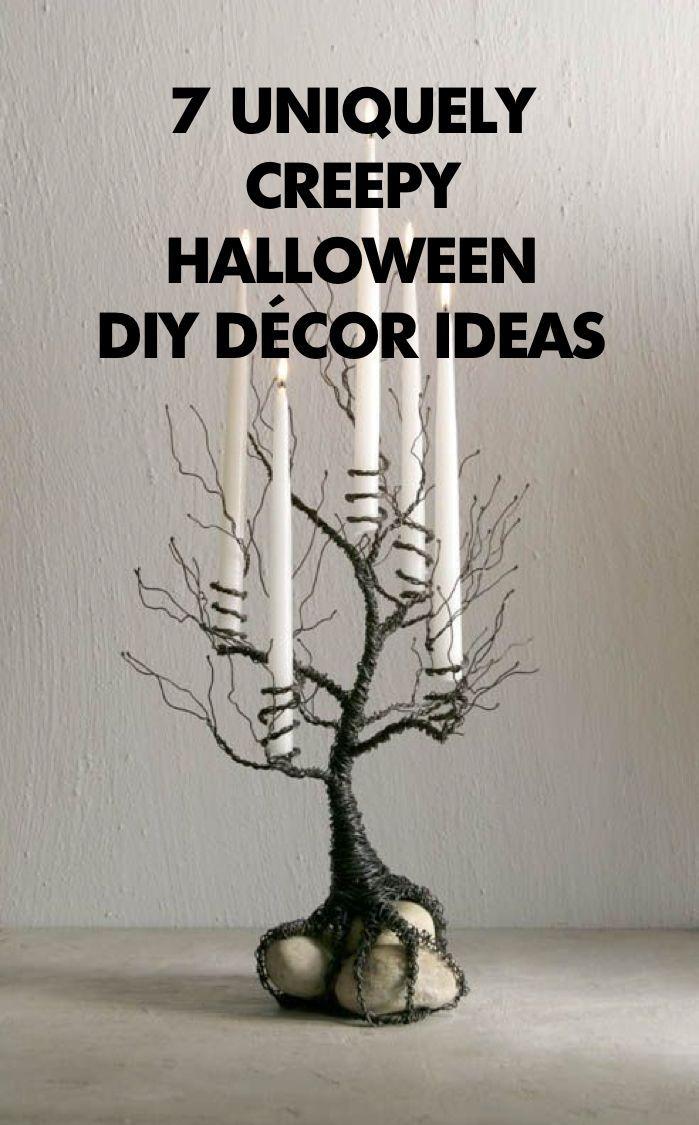 Creepy decor you can do yourself halloween parties scary witch creepy decor you can do yourself solutioingenieria Images