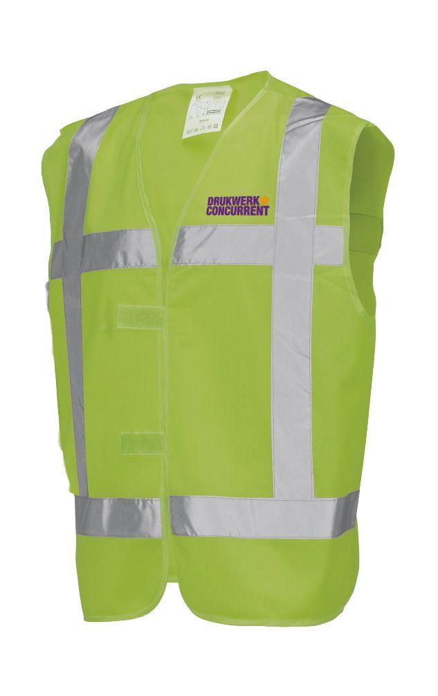 Veiligheidsvest - Je werknemers moeten ook veilig kunnen werken en door een veiligheidsvest zijn ze duidelijk zichtbaar.