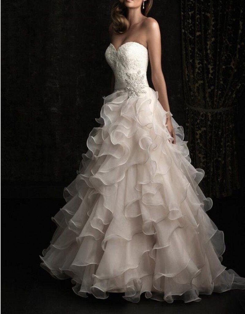 Click to buy ucuc new wedding dresses long vestido de novia