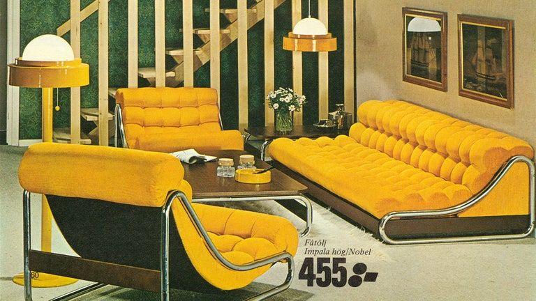 Vintage Ikea Is The Cool New Design Trend Retro Home Decor 70s Home Decor Ikea Catalog