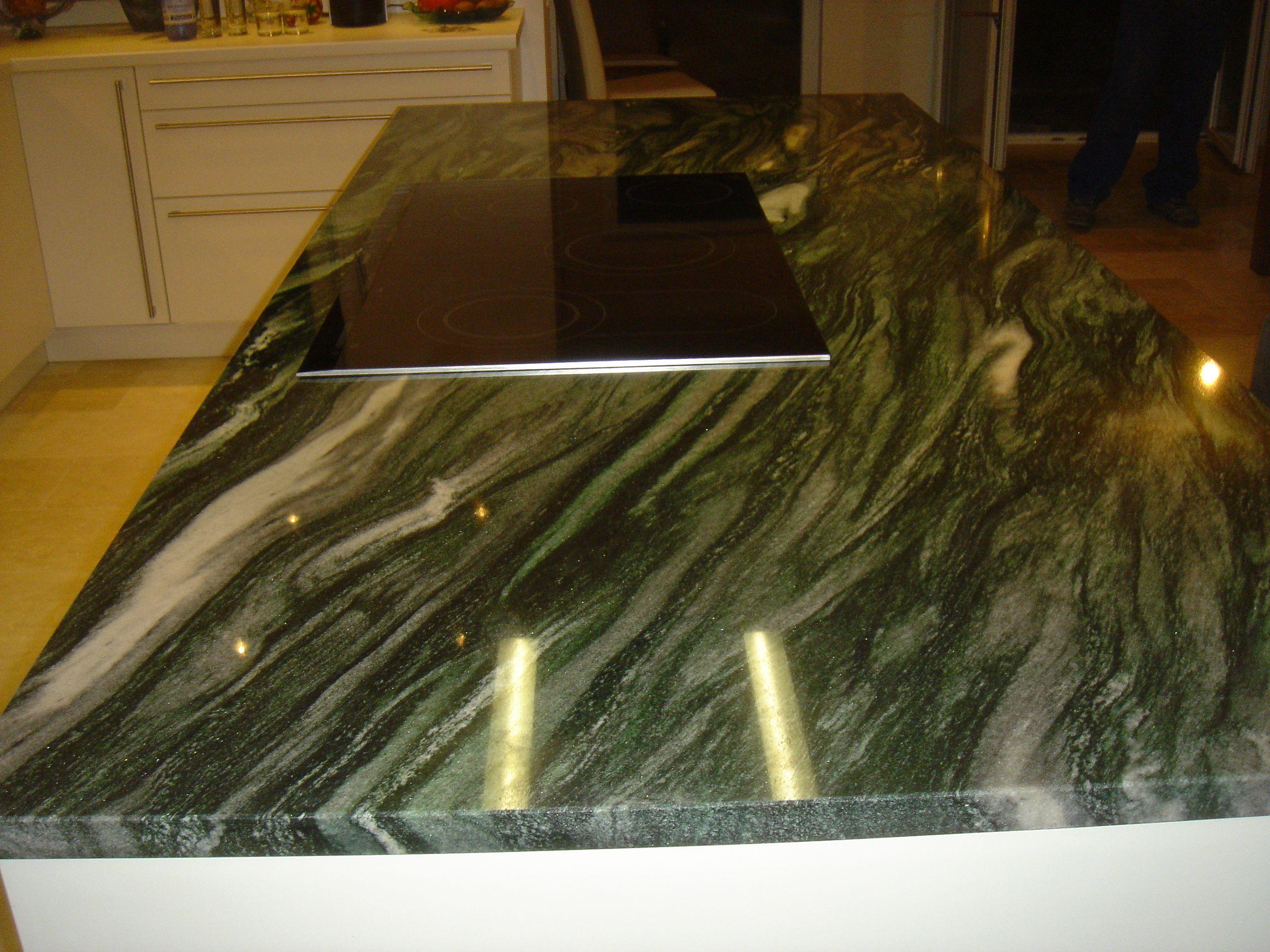 Verde Lapponia Stone Google Search Granit Arbeitsplatte Arbeitsplatte Granit