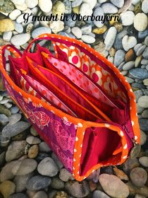 "Photo of Sew-Together-Bag von ""Sew Demented"" – der deutsche Sew-Along mit Linkparty"