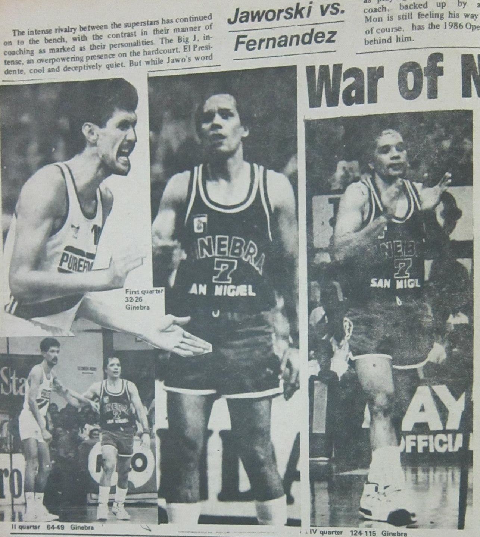 Robert Jaworski And Ramon Fernandez Superstar Rivalry Coaching